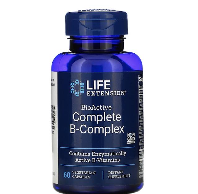 Life Extension, バイオアクティブコンプリート Bコンプレックス | iHerb