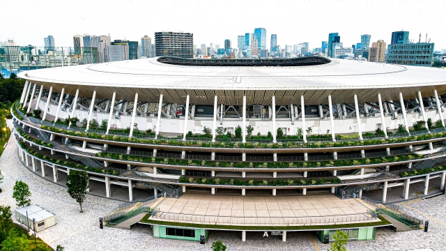 新国立競技場写真