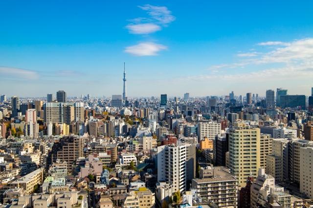 東京の景色 画像