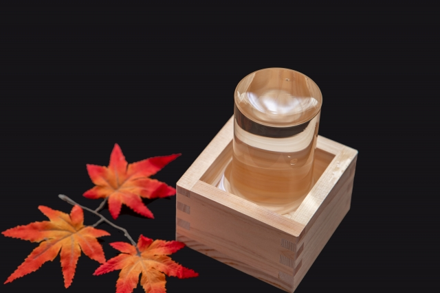 秋酒の画像
