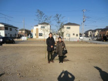 内装ホイールの出張修理☆佐藤企画のブログ-地鎮祭