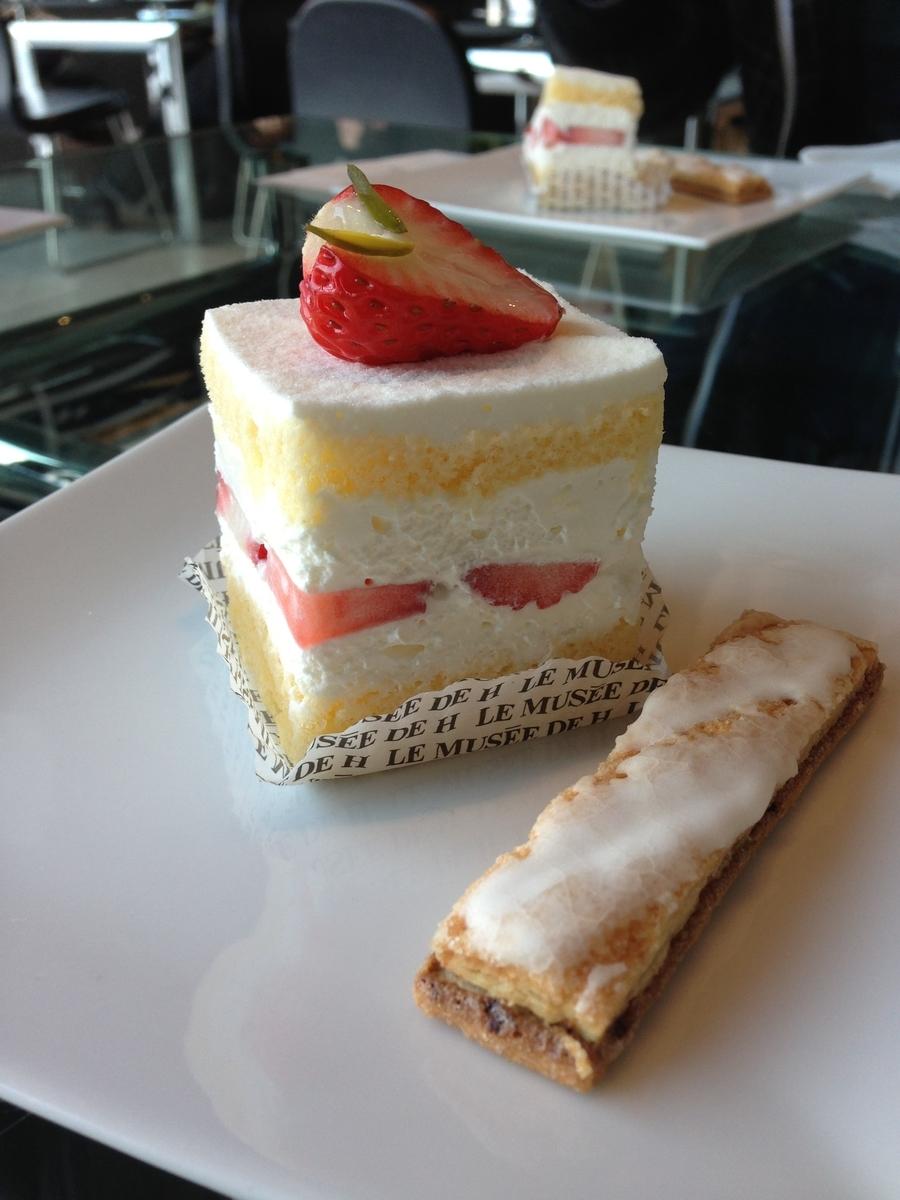 辻口さんのケーキ