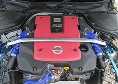 デモカーZ33-エンジン