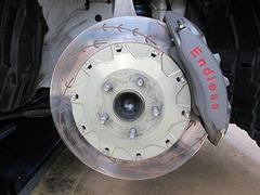 デモカーZ33-ブレーキ
