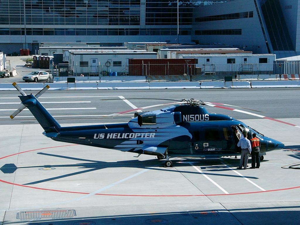 UH N150US Sikorsky S-76B