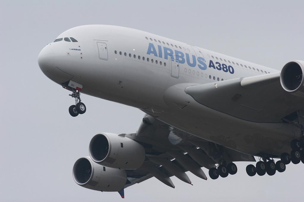 هواپیمای A-380