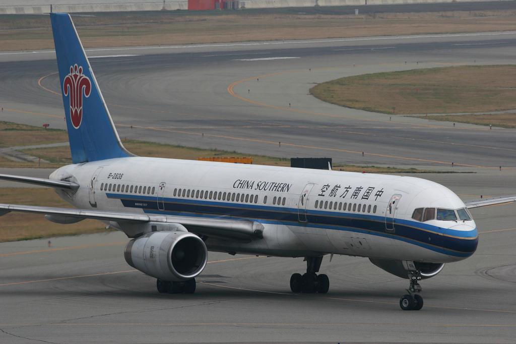 CZ B-2838 B757-200