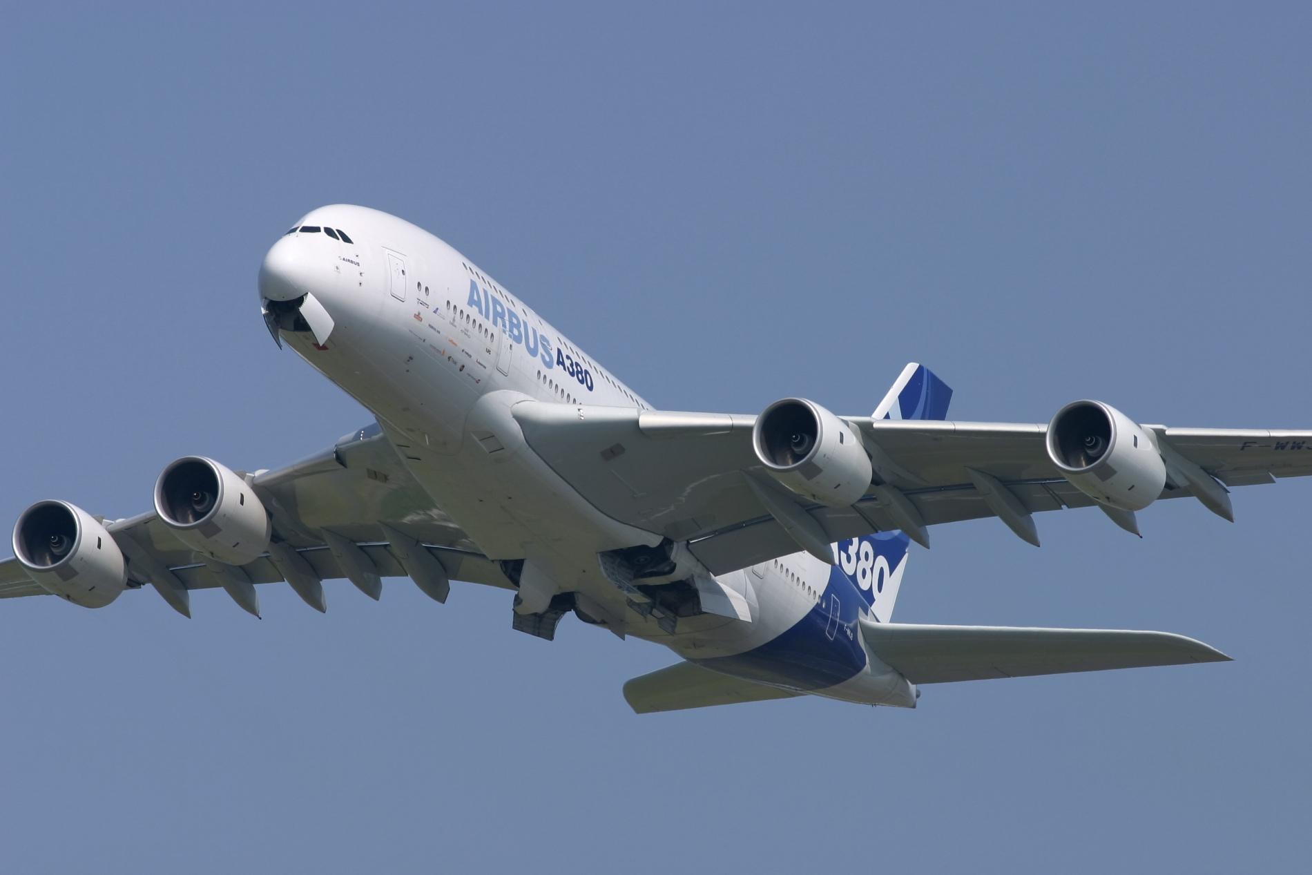 هواپیمای A380-800