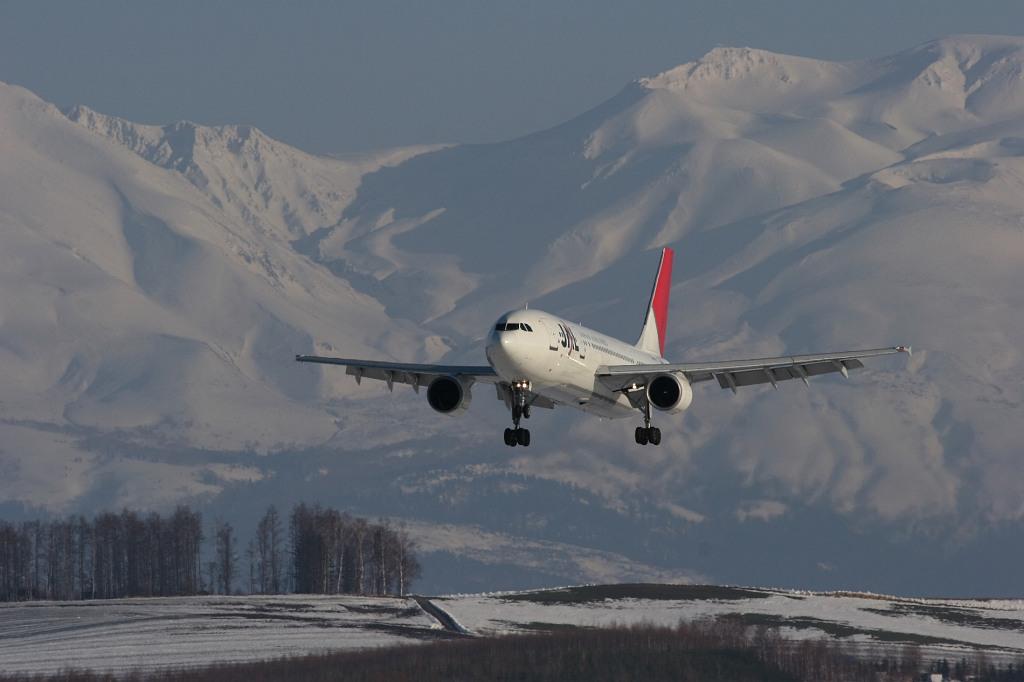 JL JA8527 A300-600R