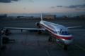 AA N466AA MD-82