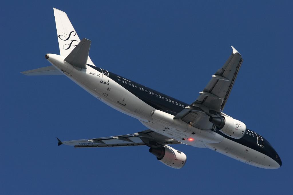 7G JA04MC A320-200