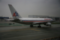AA N321AA B767-200(ER)