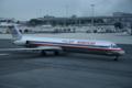 AA N73444 MD-82