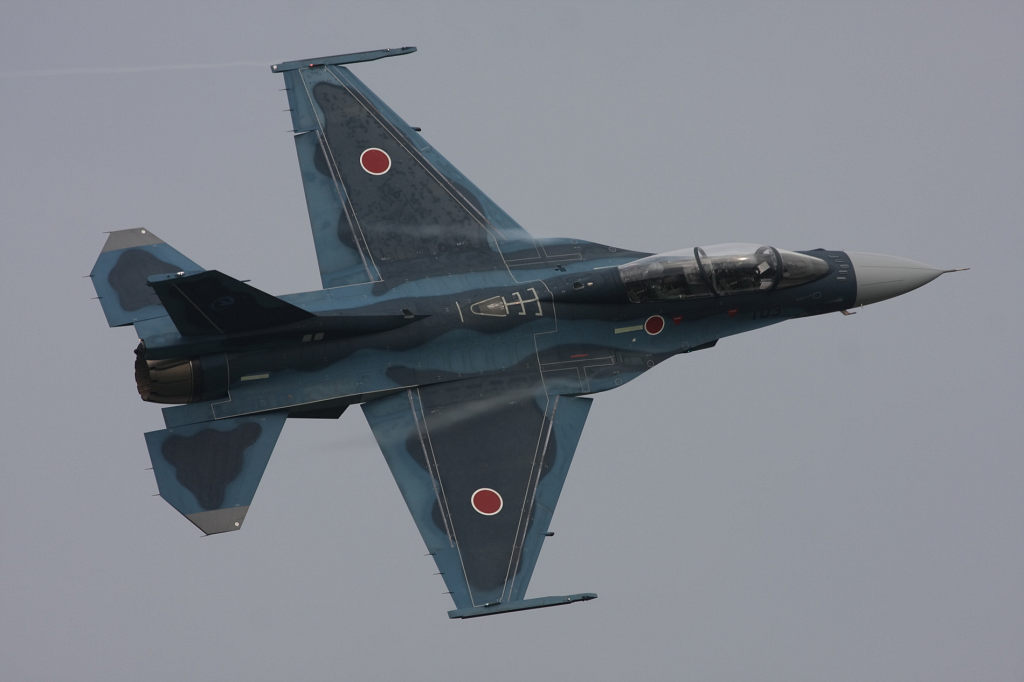 JASDF 03-8103 F-2B