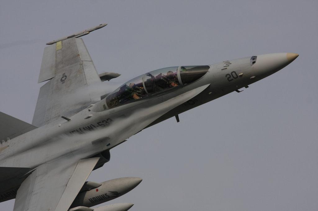 USMC/VMFA(AW)-533 ED-20 F/A-18D