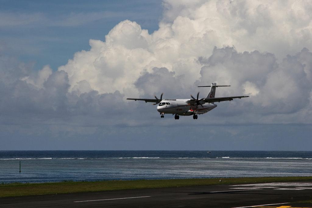 VT F-OHJS ATR-72-500
