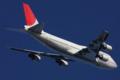 JL JA8083 B747-400(D)