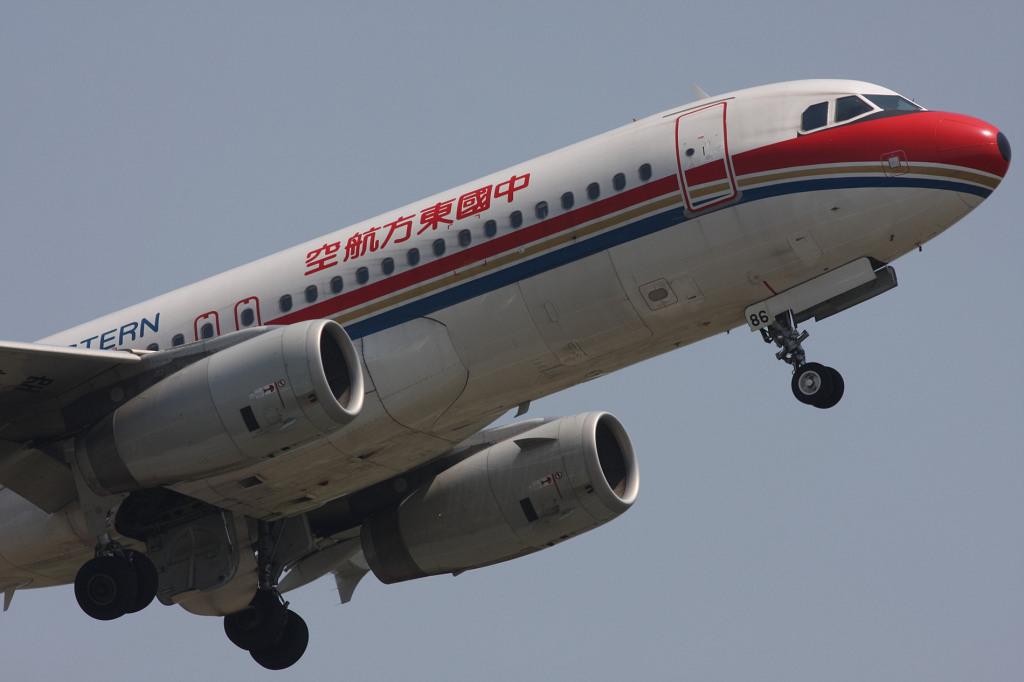 MU B-6586 A320-200