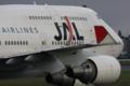 JL JA8088 B747-400