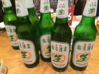 台湾「生」ビール