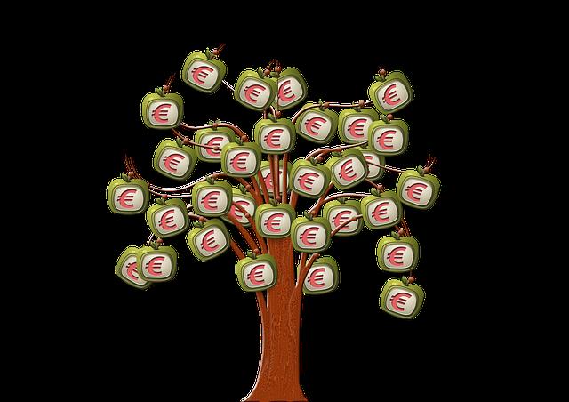 金の生る木