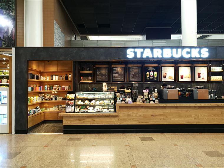 ドンムアン空港のスターバックスコーヒー