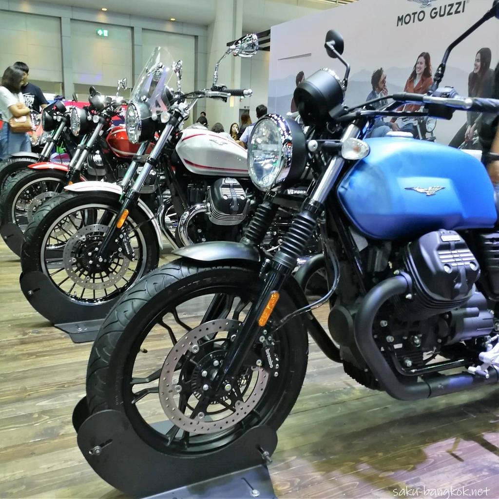 タイ国際モーターエキスポ2018 バイク