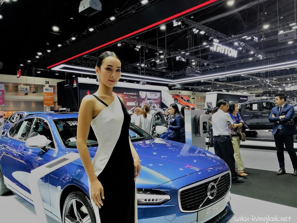 タイ国際モーターエキスポ2018
