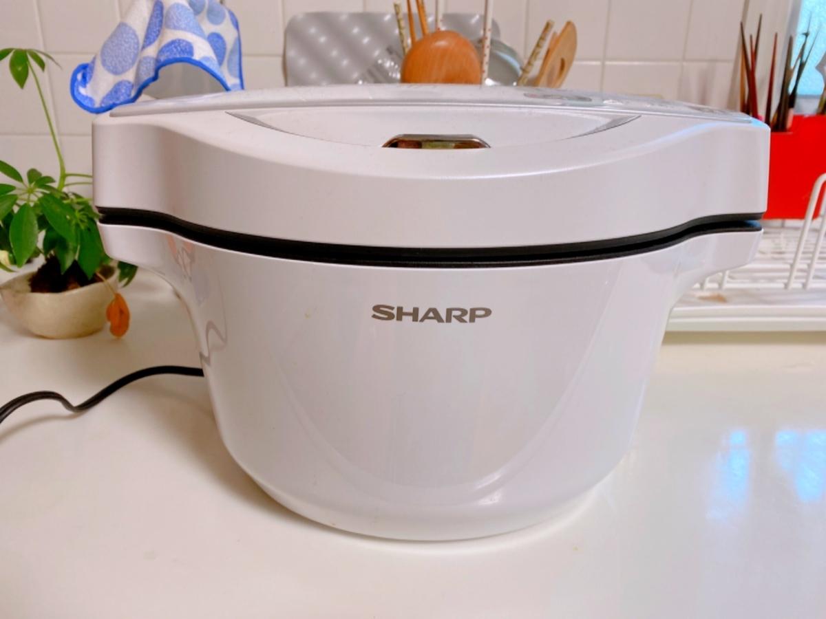 SHARPの「ヘルシオ ホットクック」の写真