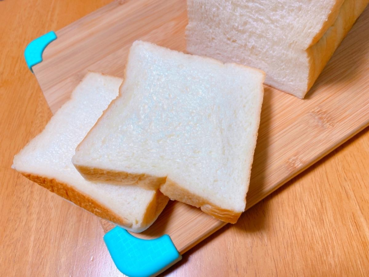 「乃が美」の生食パンの写真
