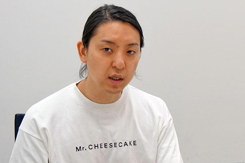 Mr.CHEESECAKEのTシャツはオリジナル