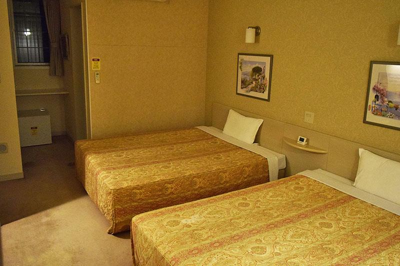 5000円の部屋