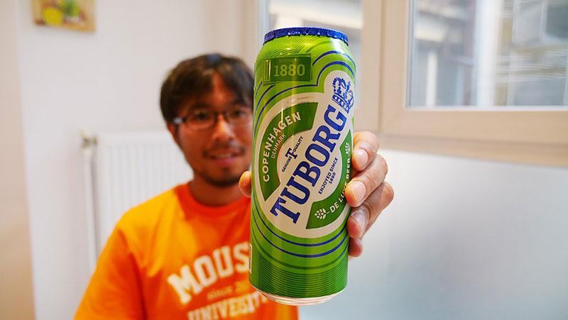 ビールも買いました!