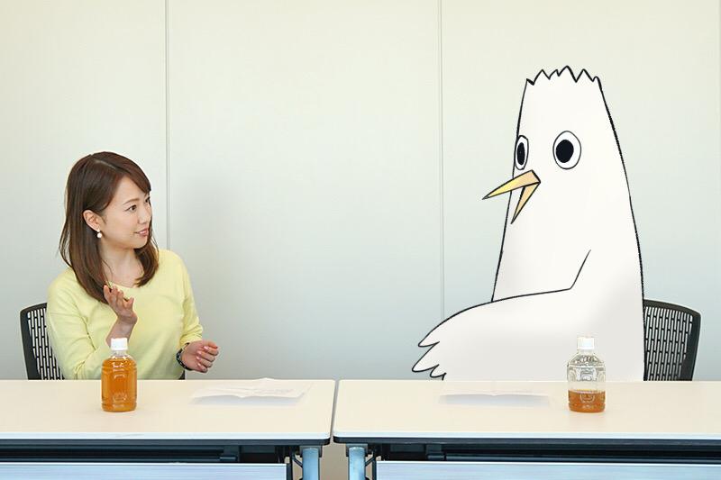 福原香織さんと黒田bb先生の対談