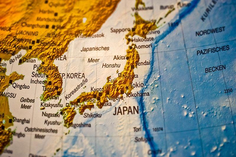 国際的にみて日本は生産性が低い