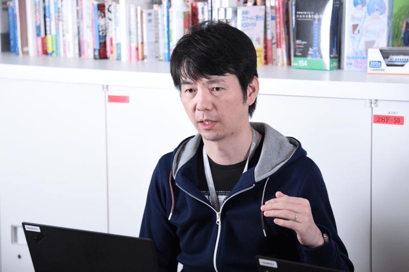 さくらインターネット 仮想化基盤チーム さくらのVPSグループ シニアプロデューサー 黄炎晟氏