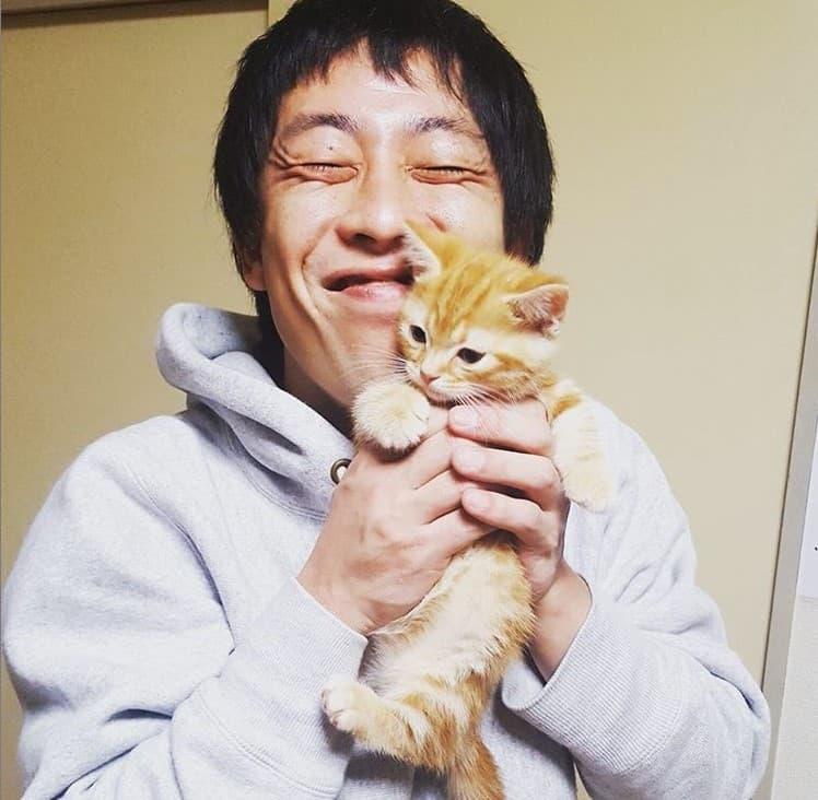 会長と森田さん