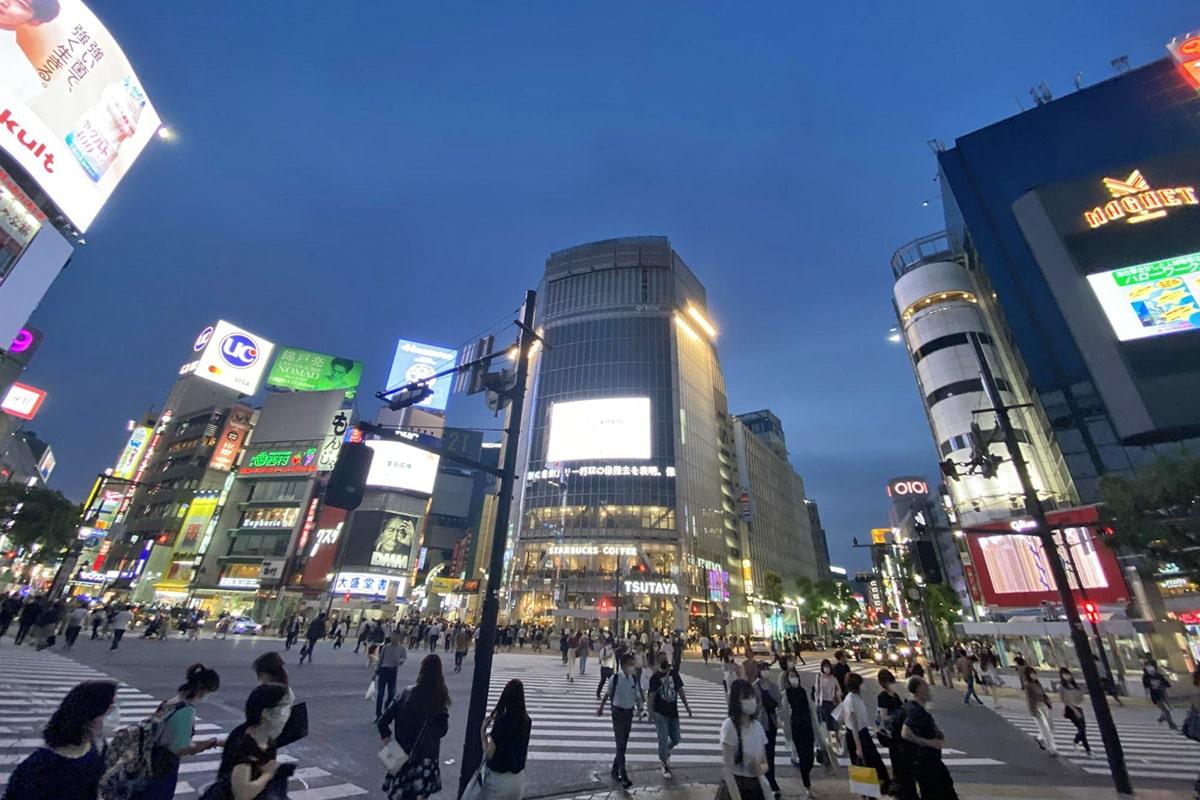 東京の思い出