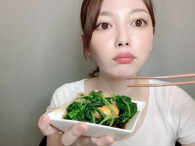 ↑おいしい。かわいいお皿が欲しい。