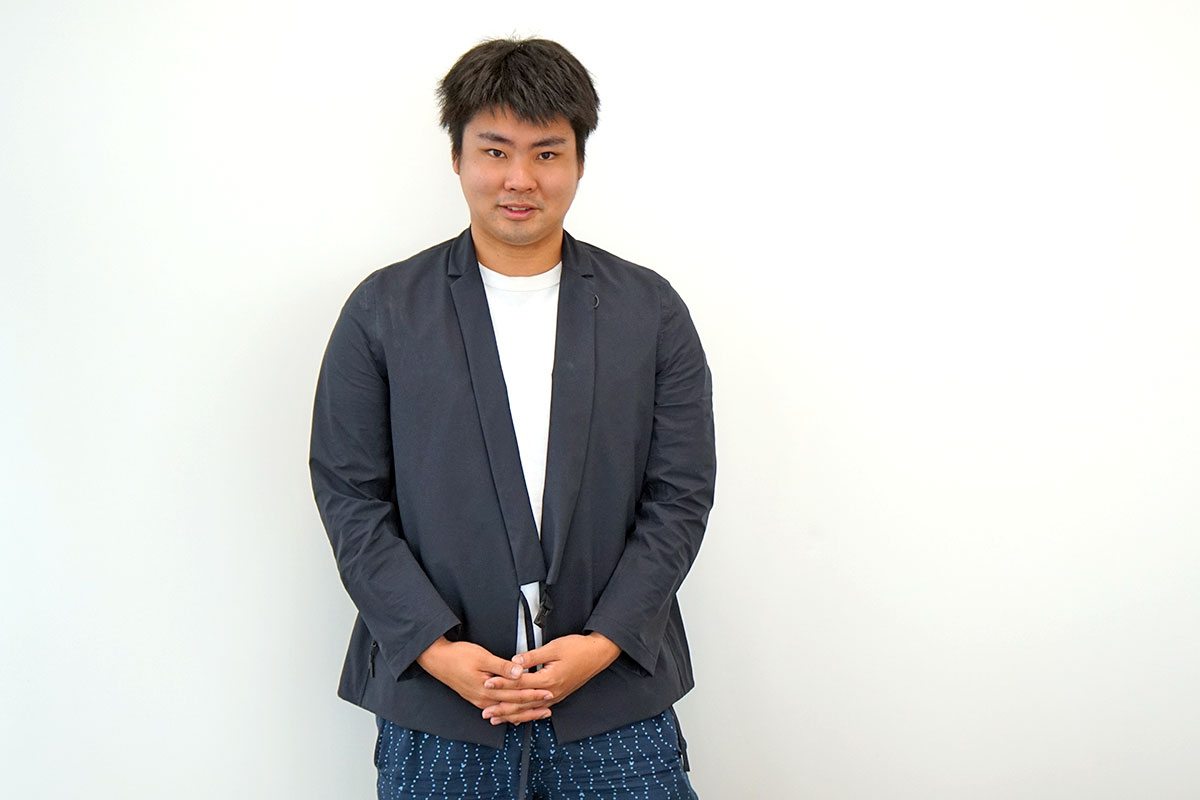迫 佑樹(さこ ゆうき)さんインタビュー