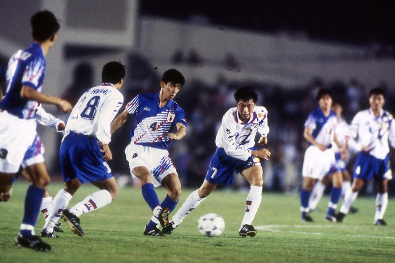 日本代表韓国戦(c)Shin-ichiro KANEKO