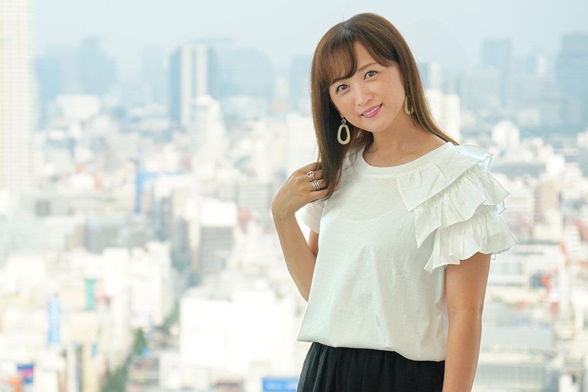 小松彩夏さんにインタビュー