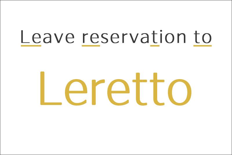 社名を「Leretto(リリット)」にした由来