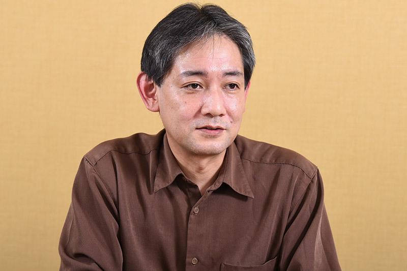 クラウド事業本部 インターネットサービス部 後藤正浩
