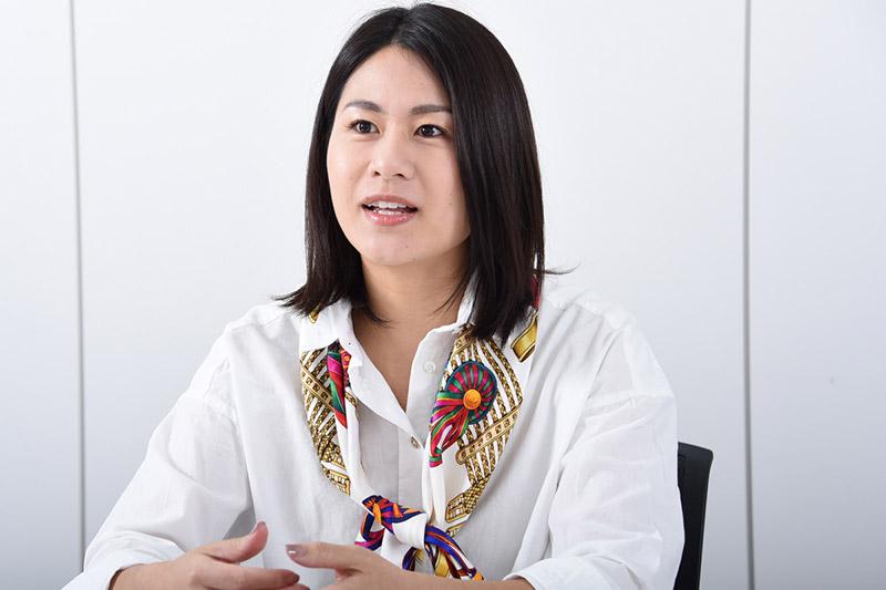MIKAWAYA21 経営企画部 部長 神谷智子氏
