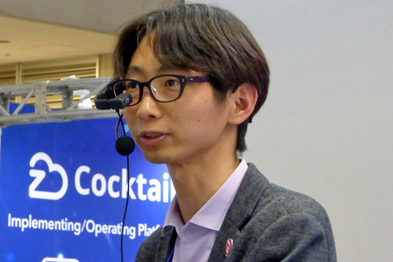 jig.jp 代表取締役社長 福野泰介氏