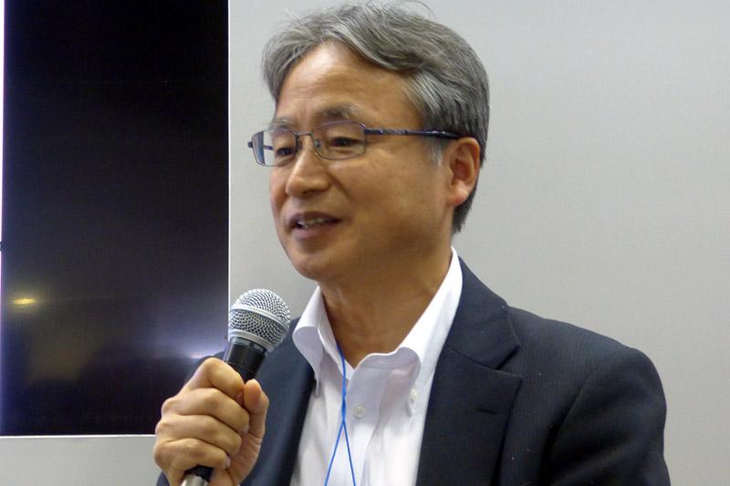 鯖江市 情報政策課 CIOである牧田泰一氏