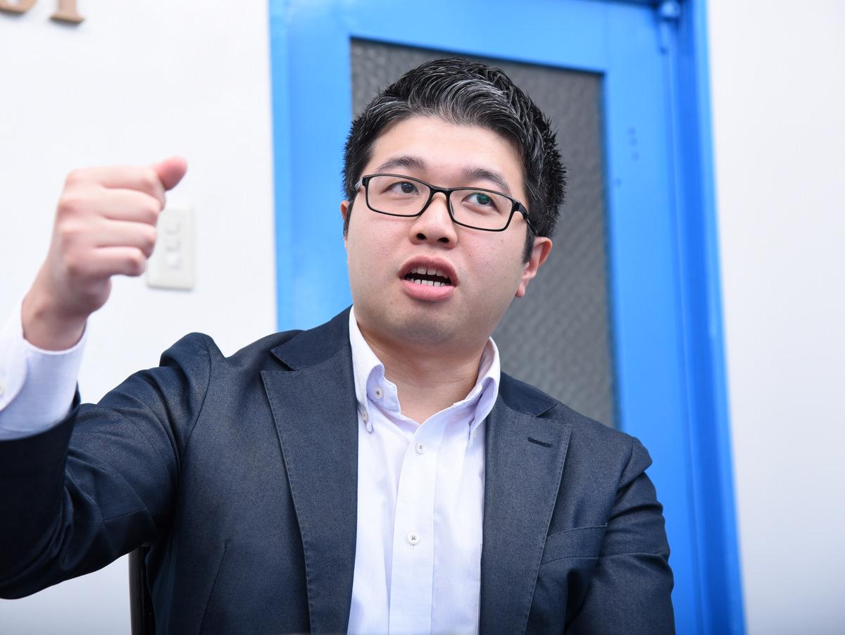 アロット CEO 森田承氏