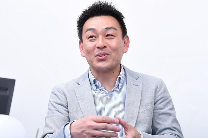 アロット CTO 桝谷明弘氏