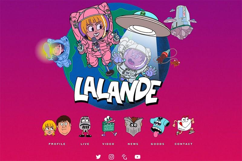 ▲出典:ラランド 公式サイト